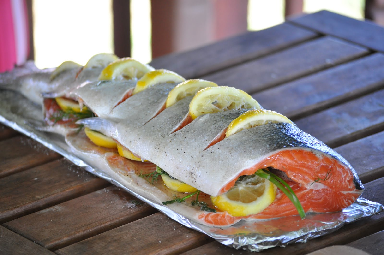 It's The Time Of Year When We Are Receiving Order After Order Of Whole  Salmon… If You Need Some Guidance On How To Cook The Thing For Beautiful  Presentation