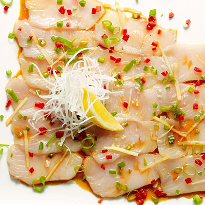 recipes yellowtail fish